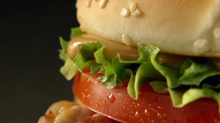 McDonald's – 1955 Burger