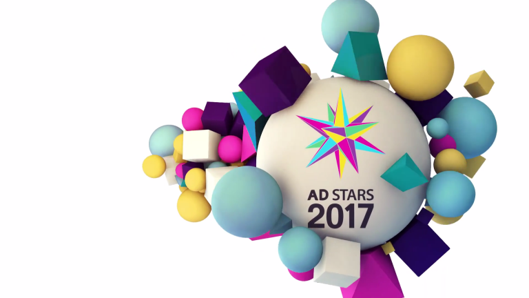 BUSAN AD STARS 2017 TITLE