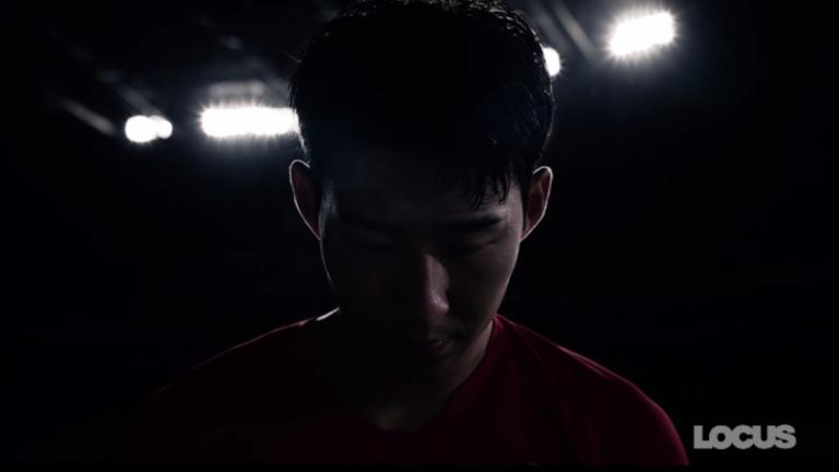 KEB hana : Son Heung-min