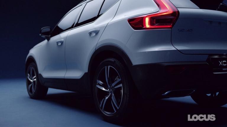 Volvo : XC40