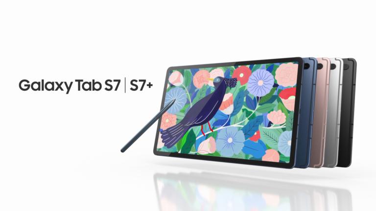 Samsung Galaxy Tab S7 : Let's Tab!